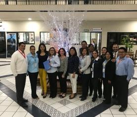Visita de Acreditarsee ETAC, Tulancingo